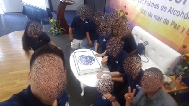 XV Aniversario Grupo Las Palmas