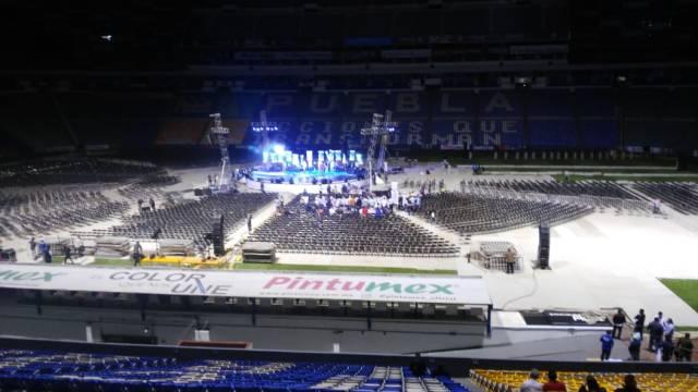 Preparativos Convención Nacional de AA