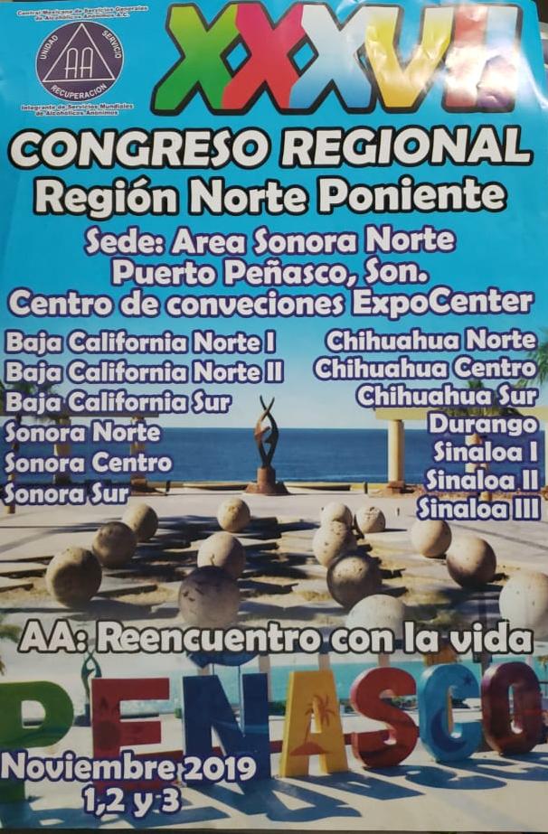 XXXVII Congreso Regional Norte-Poniente