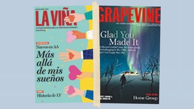 Revista La vina y Grapevine