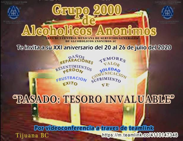 Anuncio ANIV 2000